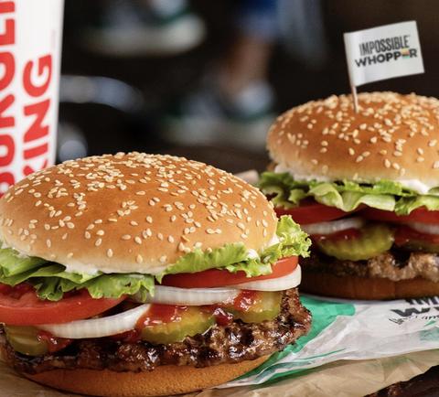 Food, Hamburger, Fast food, Dish, Junk food, Cuisine, Veggie burger, Original chicken sandwich, Burger king premium burgers, Whopper,