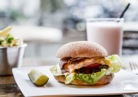 Burger bars Amsterdam