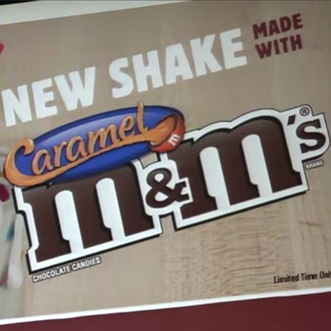 Font, Food, Snack, Advertising, Chocolate bar, Brand, Confectionery,