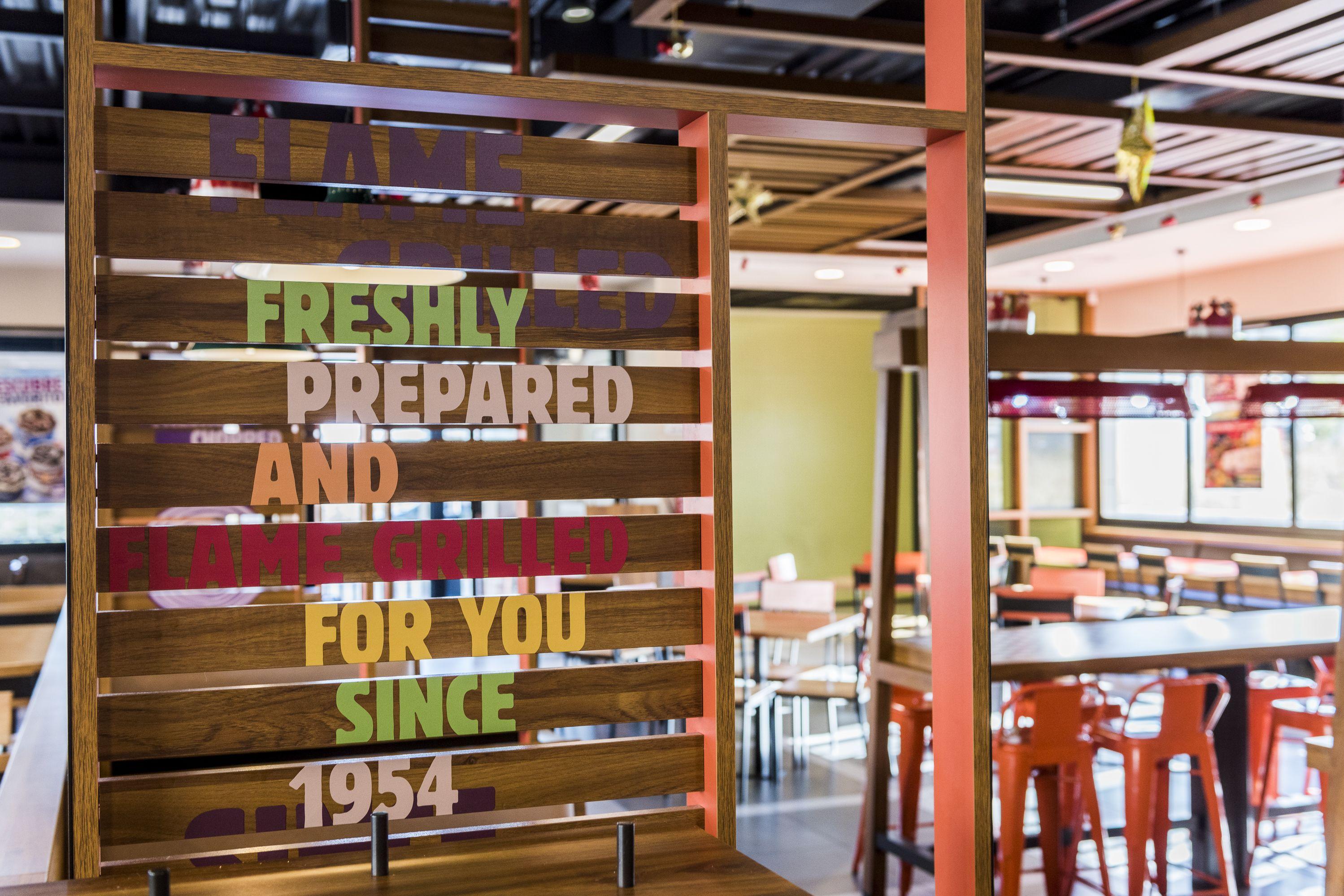 Burger King abre un restaurante en Pontevedra