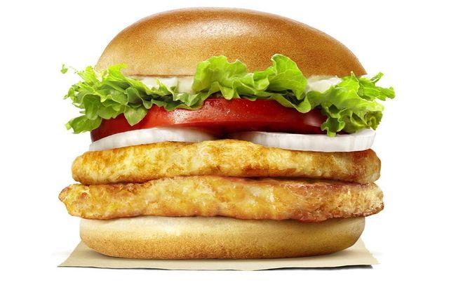 burger king's halloumi king burger is back