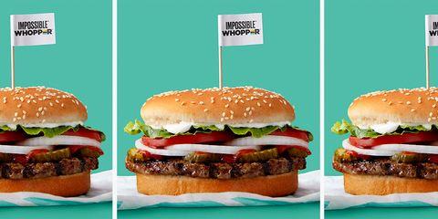Food, Hamburger, Fast food, Junk food, Dish, Cuisine, Cheeseburger, Veggie burger, Whopper, Burger king premium burgers,