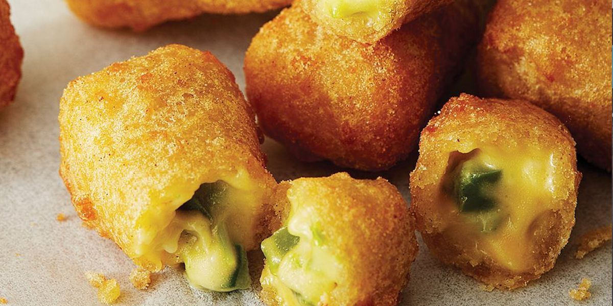 Burger King Has New Jalapeño Cheddar Bites That Have a Gooey Center and a Crispy Coating