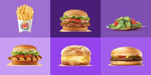 is burger king healthy 5 menu items nutritionists order