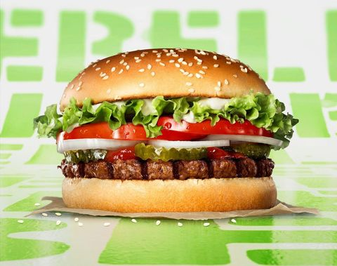 Burger King Is Launching A Meat-Free Rebel Whopper But It's Not technically Vegan Or Vegetarian