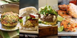 burger recipe