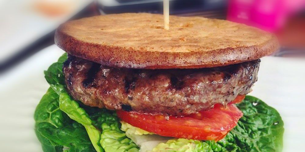 5 Burger Bun Alternatives That Will Totally Make You Forget About Bread Women S Health