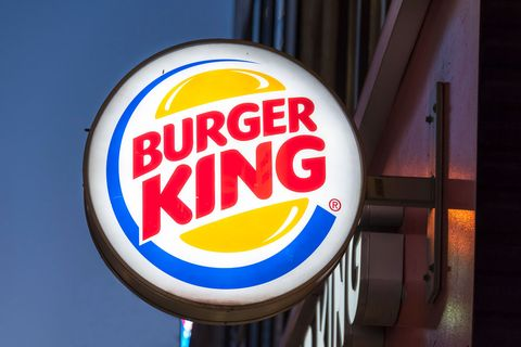 burger king antibiotic beef