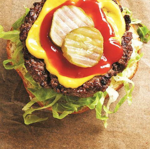 Food, Cuisine, Dish, Ingredient, Vegetarian food, Produce, Recipe, Finger food, Breakfast, Hamburger,
