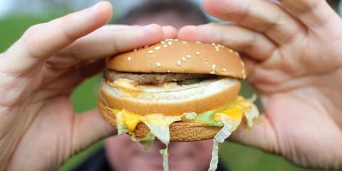 best and worst fast food burgers