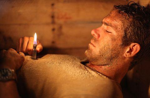 Fotograma de la película 'Buried'