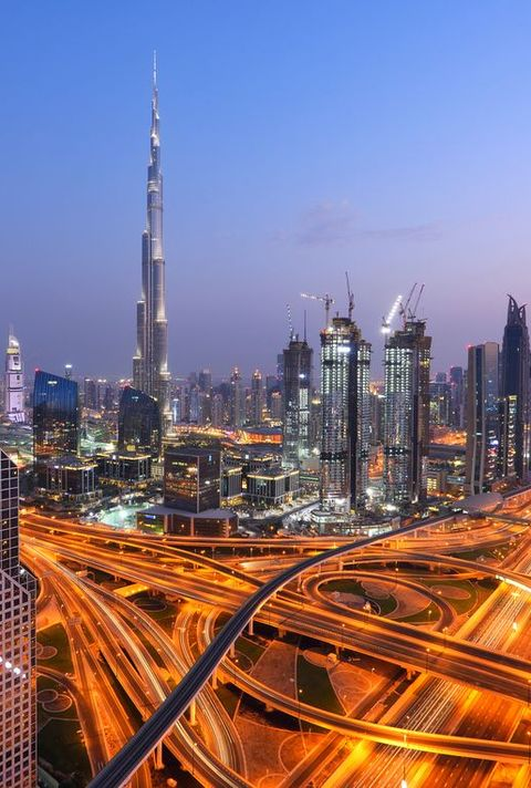 10 Best Places To Travel in 2020 - Dubai, United Arab Emirates