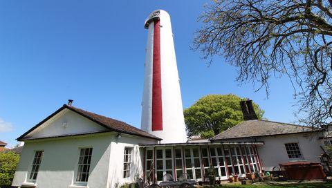 Burnham High Lighthouse - Somerset - exterior - OnTheMarket.com