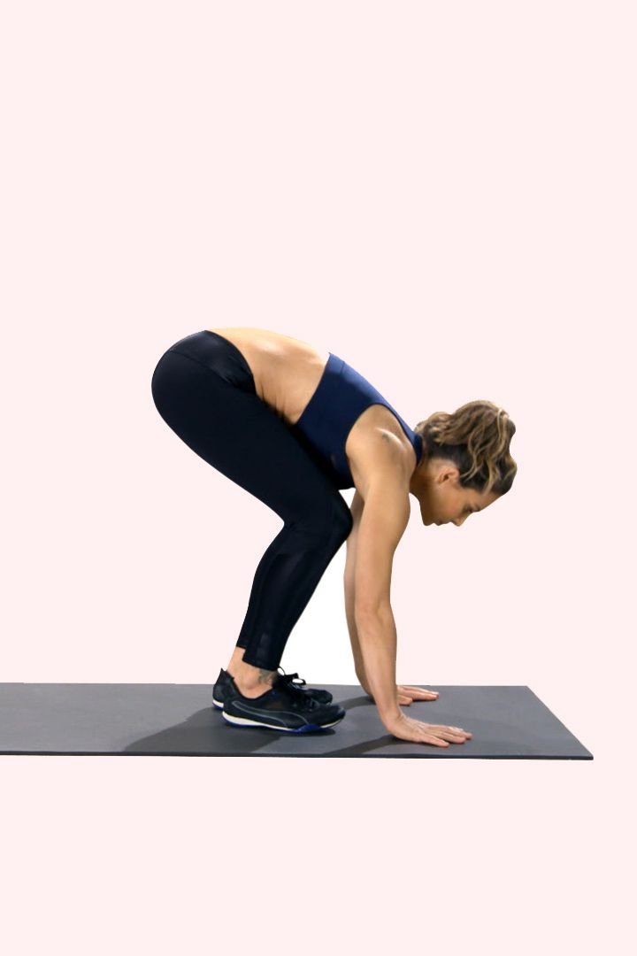 jillian michaels burpee push-up