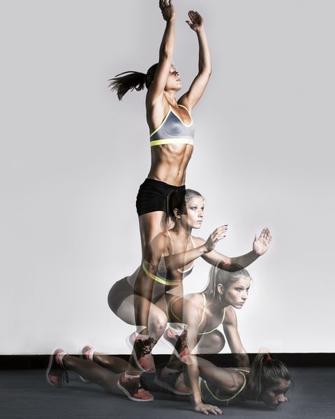 burpee最強腹肌、瘦小腹訓練整理!平板式、波比跳、超狂腹部核心運動5大招虐出緊實馬甲線