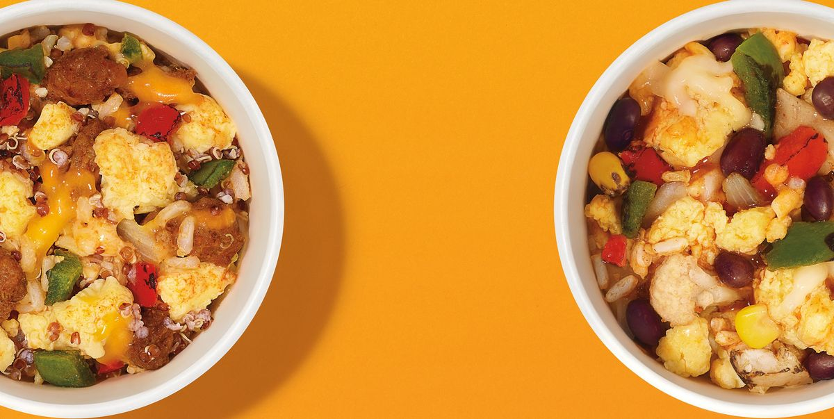 What Dietitians Think of Dunkin's New Breakfast Burrito Bowls