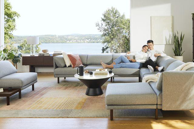 burrow lifestyle sofa