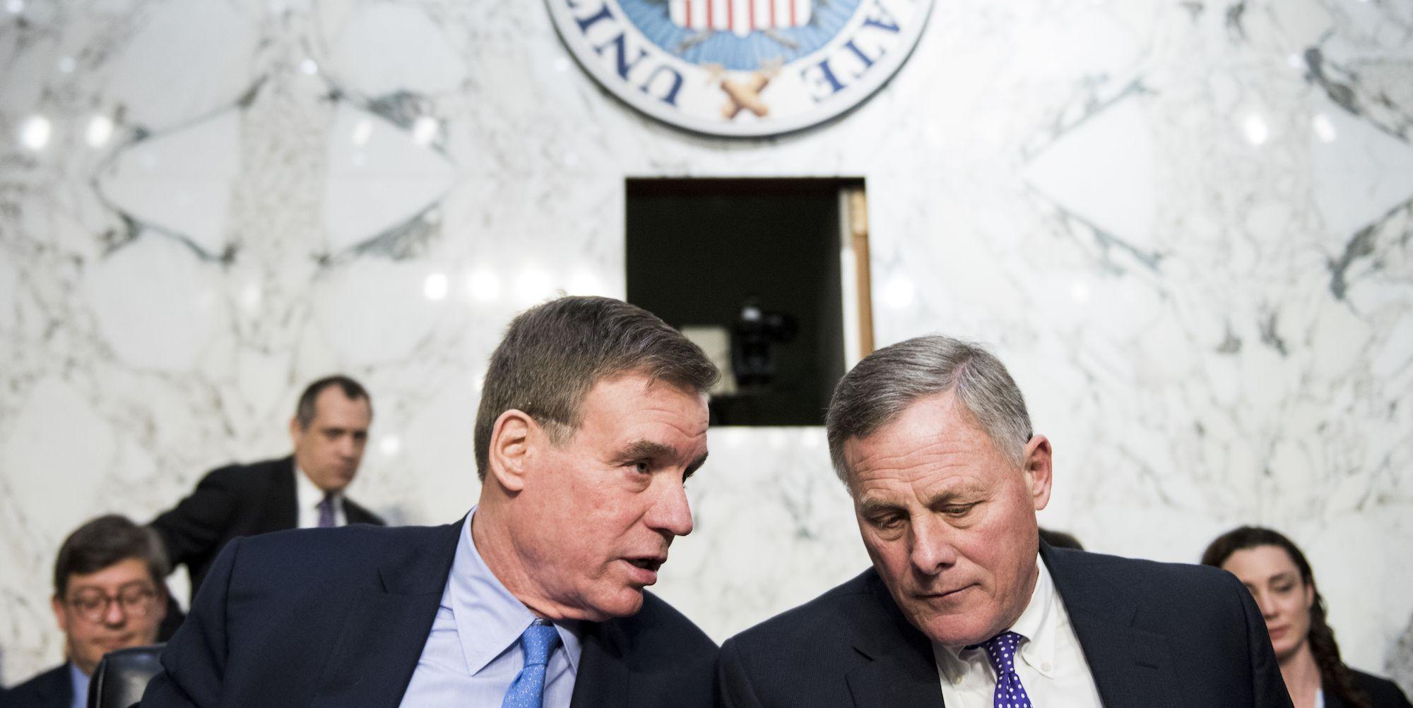 Senate Select Intelligence Committee