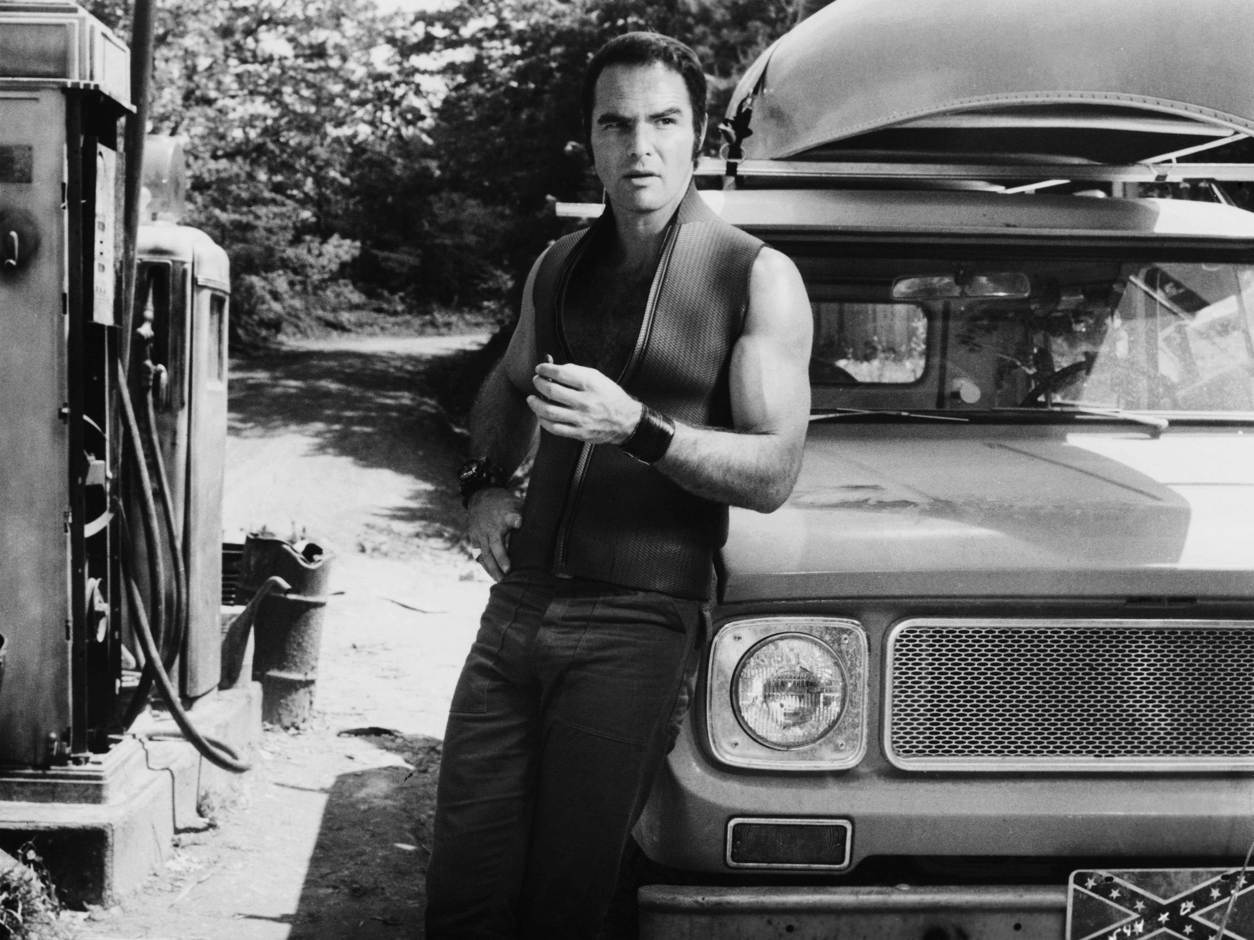 Burt Reynolds in Deliverance