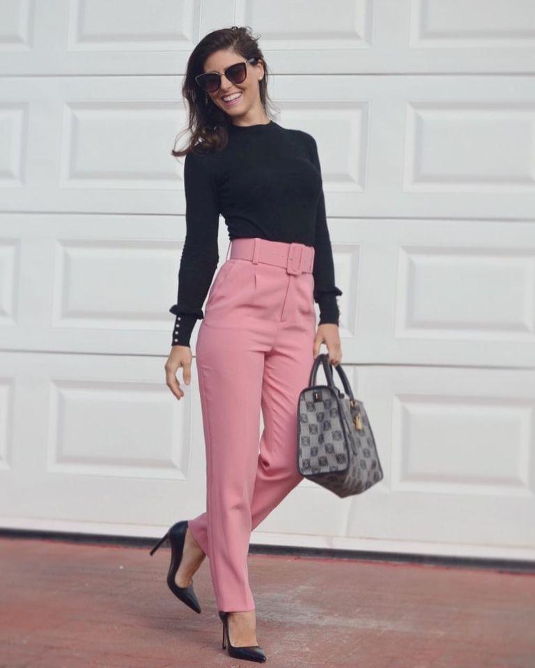 Éstos son los pantalones de Zara que están arrasando en Instagram