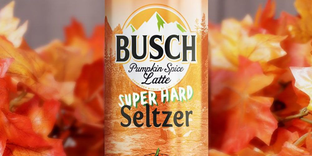 This New Pumpkin Spice Latte Is Also A Hard Seltzer So It