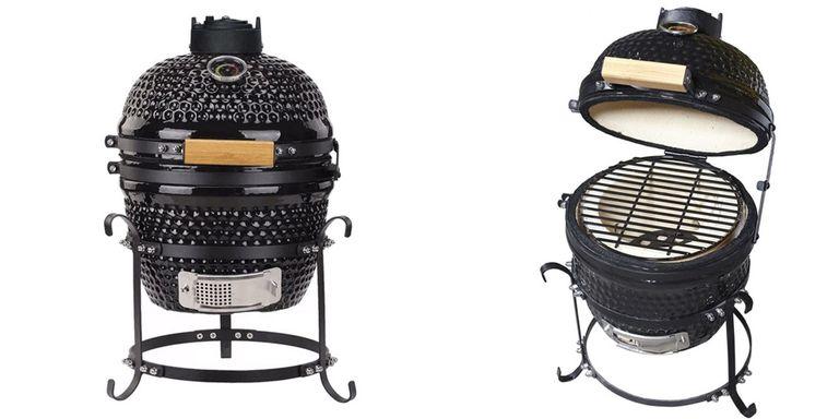 lidl verkoopt spotgoedkope imitatie van 39 green egg 39 barbecue. Black Bedroom Furniture Sets. Home Design Ideas