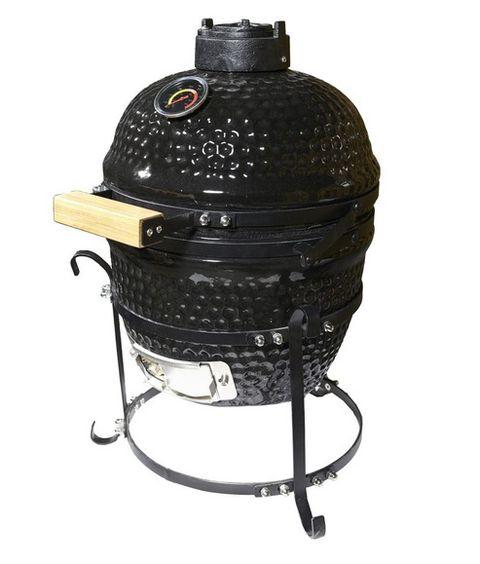 grill chef mini kamado barbecue lidl