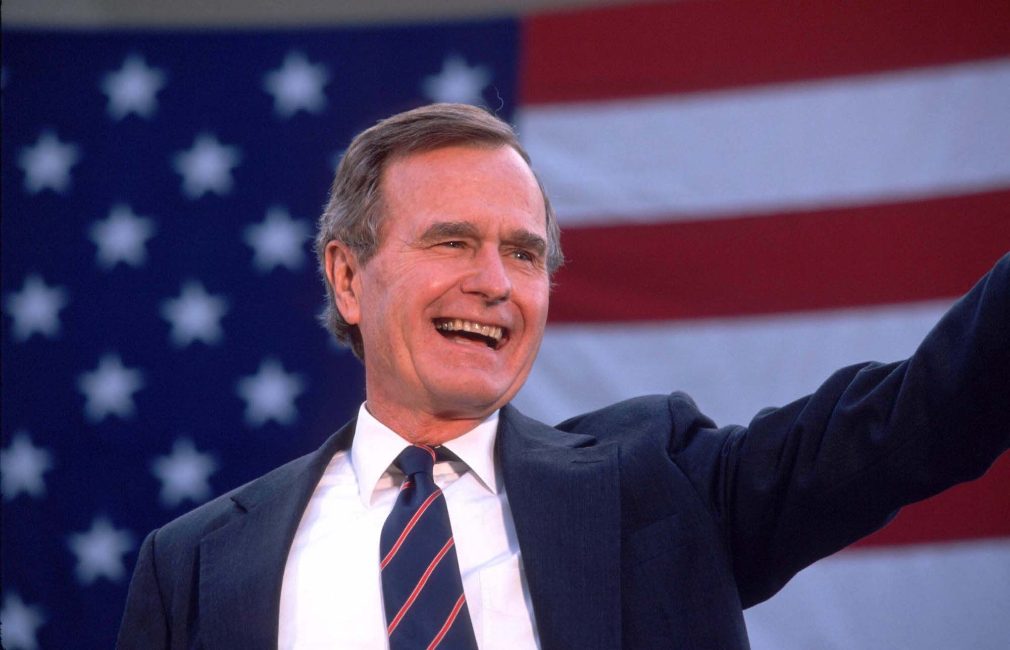 Saturday Night Live Paid Tribute to George H.W. Bush's Sense of Humor