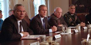 President Bush, Security Council