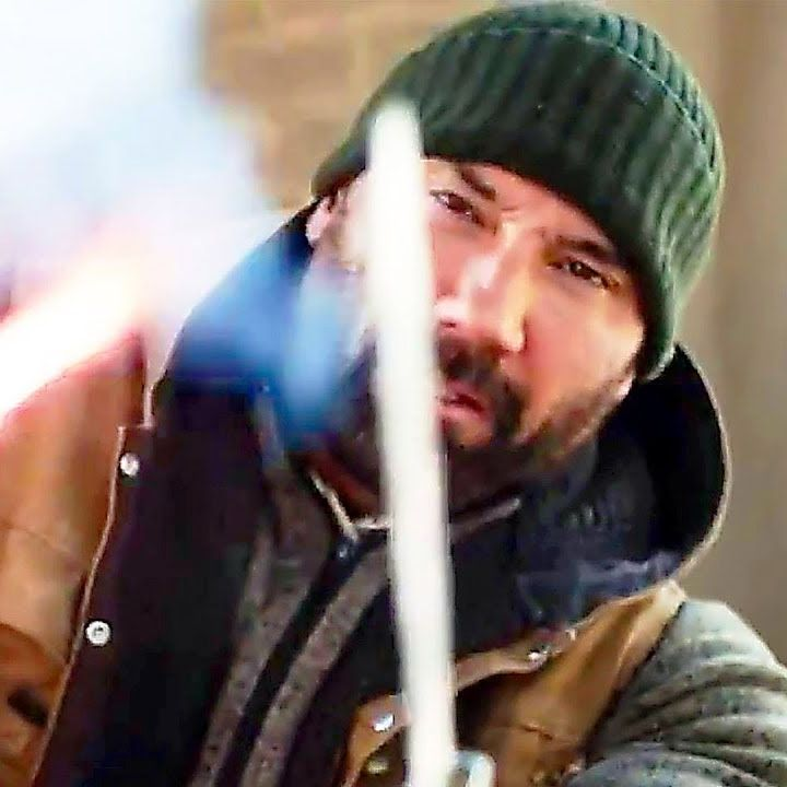 Bushwick Dave Bautista plays a vet trying to help Brittany Snow travel through a war-torn Brooklyn—thanks to the outbreak of a new Civil War started by Texas secessionists—in this indie film.