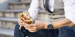 mcdonald's, nueva hamburguesa mcdonald's, hamburguesa PLT, vergana