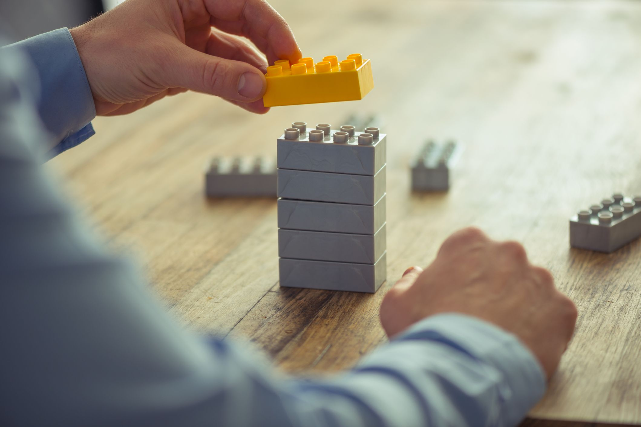 Could Lego Soon Become a Wellness Brand for Stressed-Out Adults?