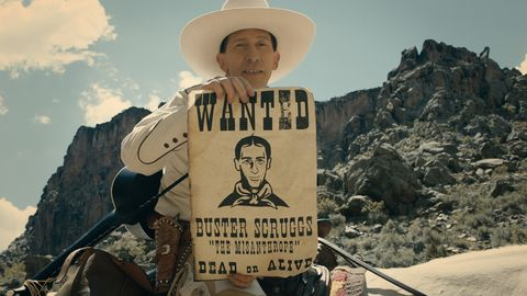 The Coen Brothers' 'The Ballad Of Buster Scruggs' Has Reinvented The Western