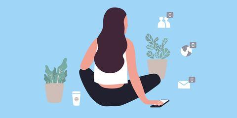 Sitting, Leg, Arm, Illustration, Physical fitness, Hand, Art, Knee,