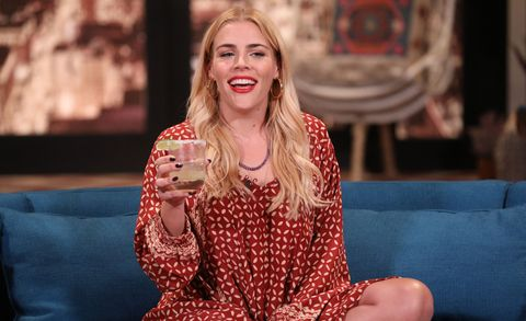 Busy Philipps on Busy Tonight