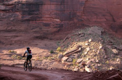The White Rim Trail