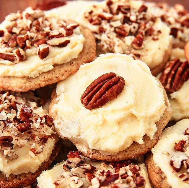 Butter Pecan Cookies - Delish.com