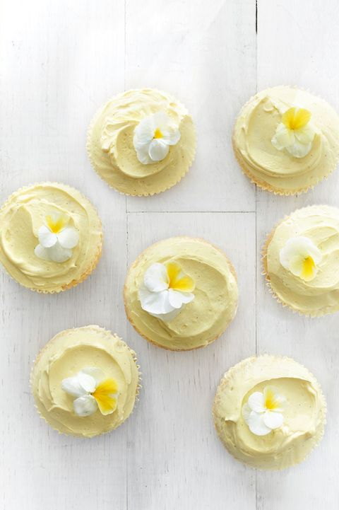 Buttermilk Cupcakes  - Easter Cupcakes