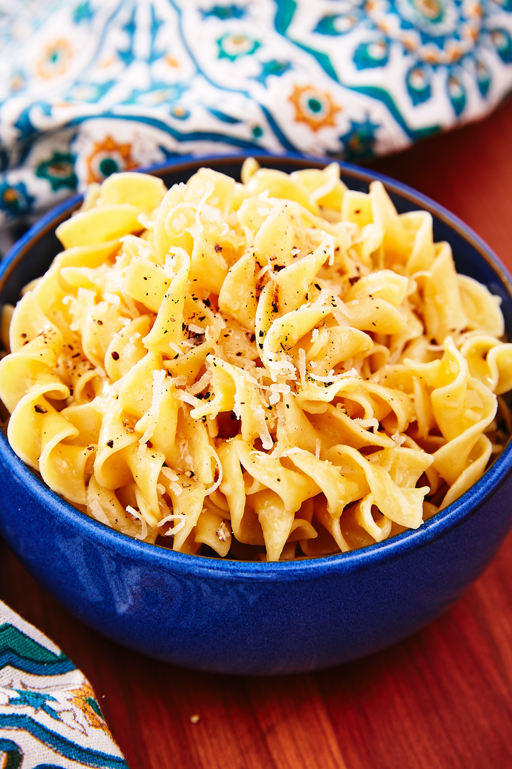 Best Buttered Pasta Recipe How To Make Buttered Pasta