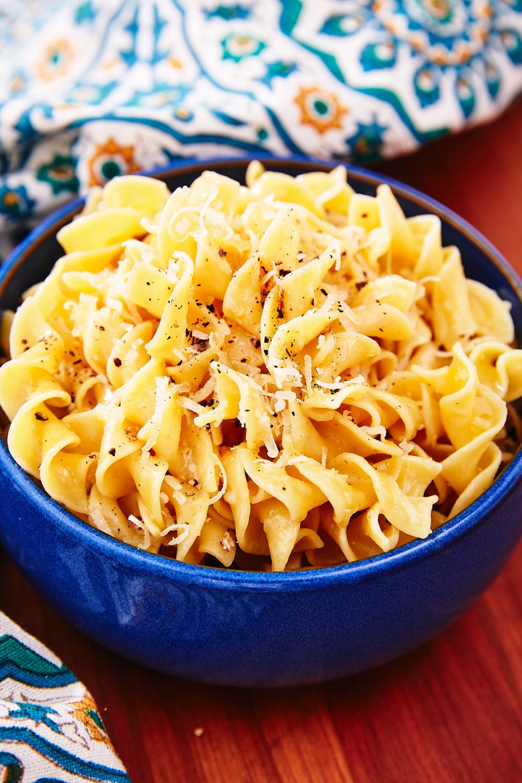 Buttered Noodles - Delish.com