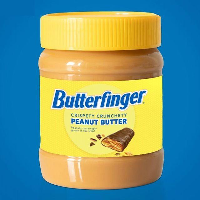 butterfinger crispety crunchety peanut butter