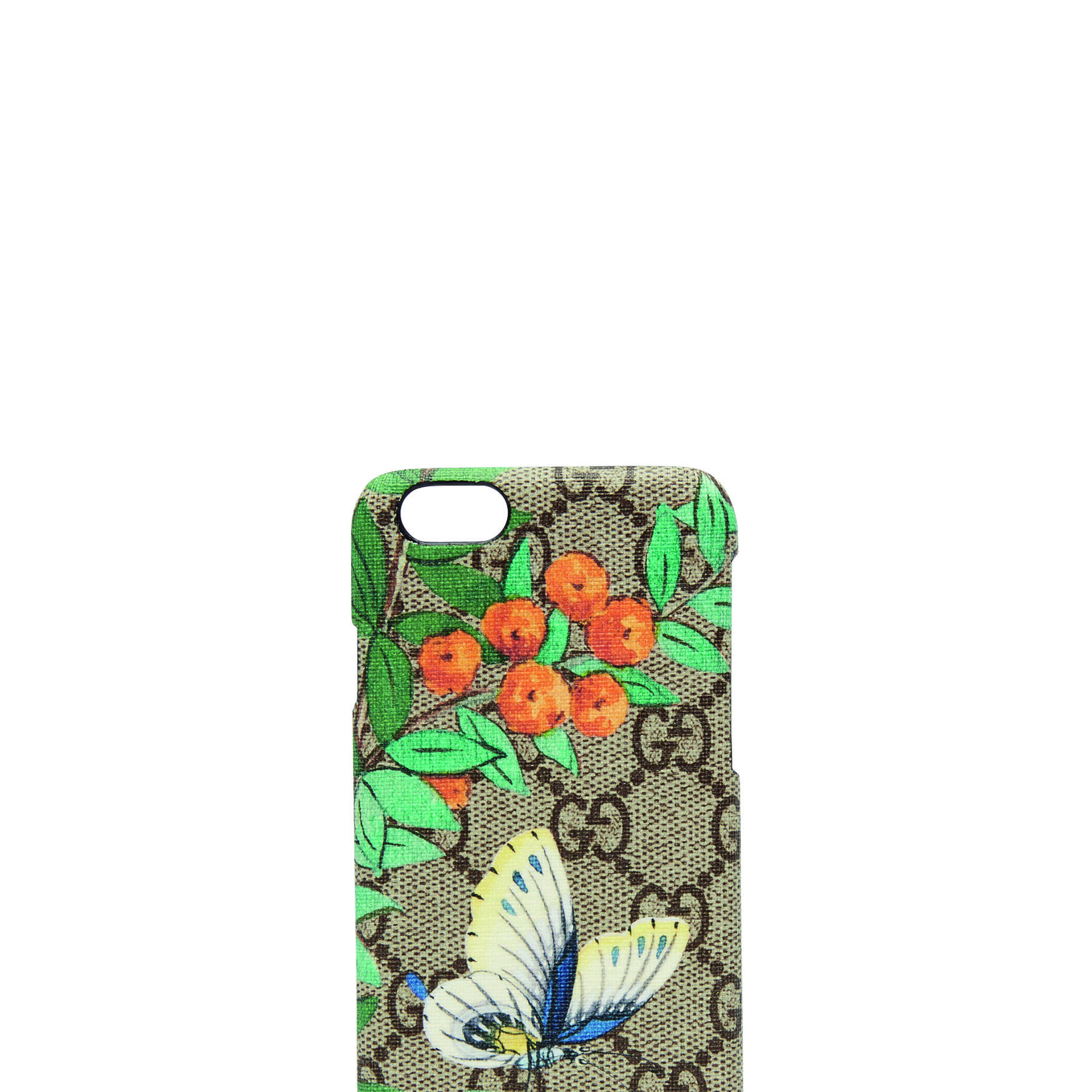 butterflies gucci iphone case