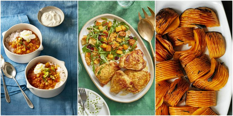20 easy butternut squash recipes how to cook butternut squash from tarts to stews theres nothing you cant do with this versatile veggie weve rounded up our favorite dinner ideas and side dishes made with butternut forumfinder Images