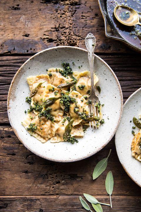 butternut squash recipes ravioli
