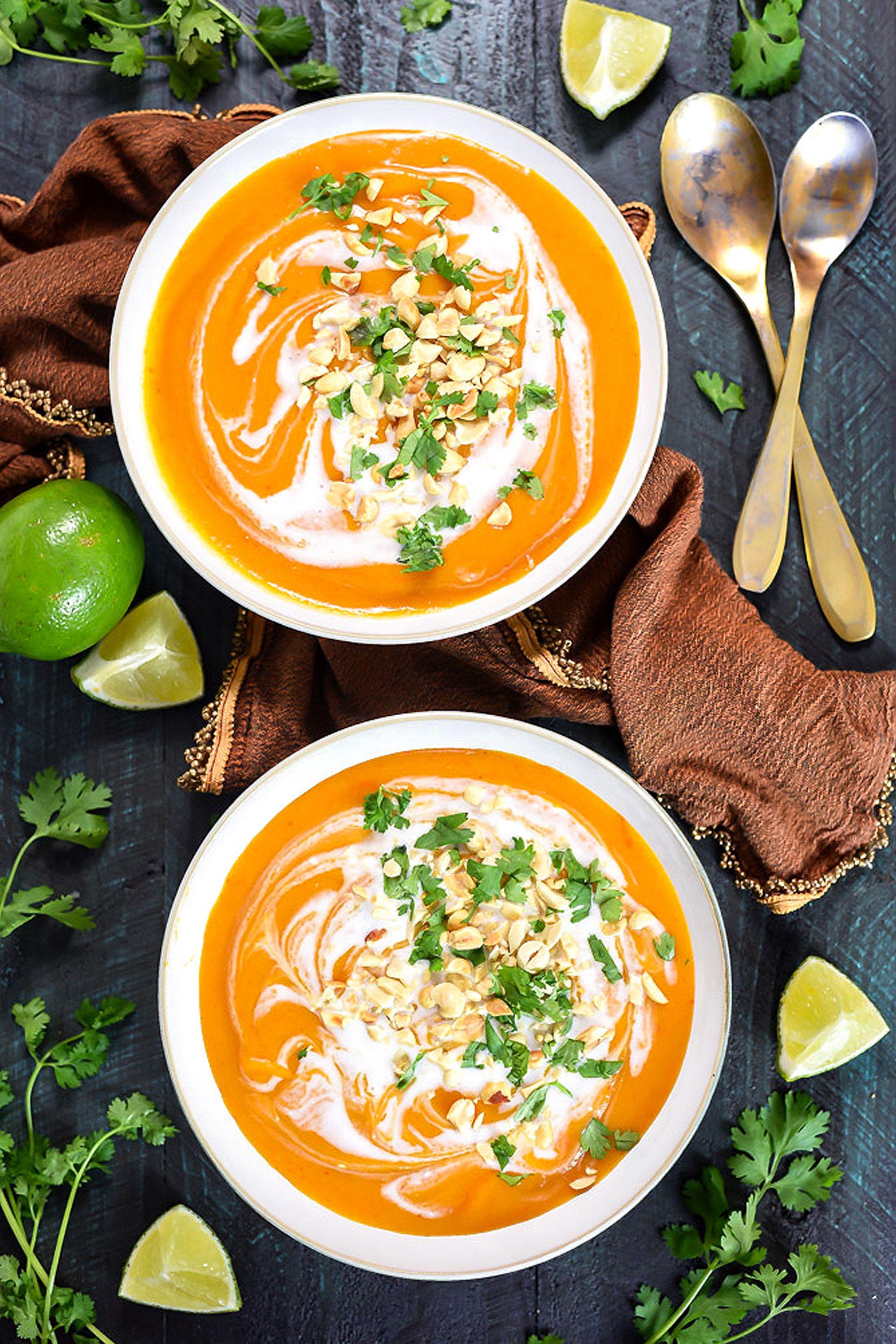 butternut squash recipes soup