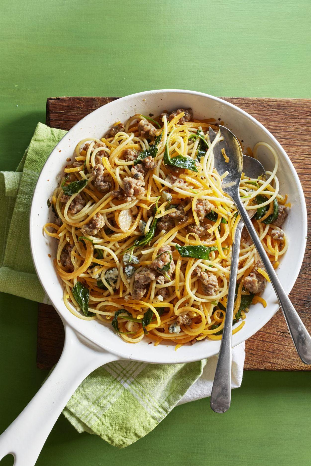 butternut squash spaghetti - butternut squash recipes