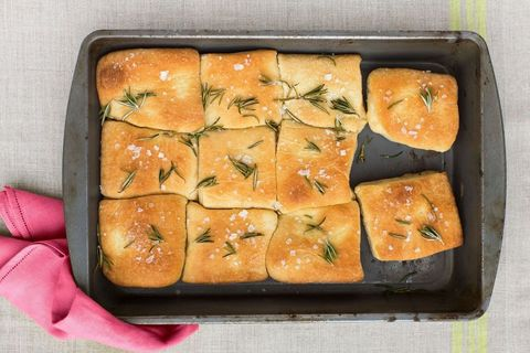 buttery rosemary rolls