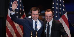 Pete Buttigieg Announces Suspension Of Presidential Campaign