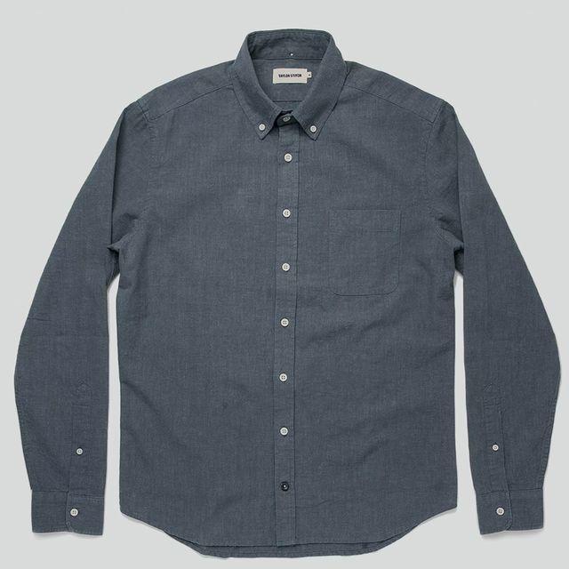 Clothing, Denim, Sleeve, Jeans, Shirt, Dress shirt, Collar, Outerwear, Jacket, Pocket,
