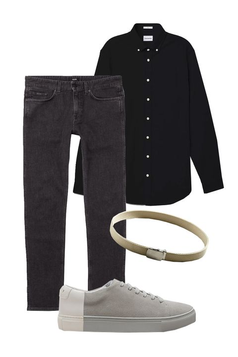 974abd089f04 5 Stylish Club Outfit Ideas for Men - What a Man Should Wear to the Club